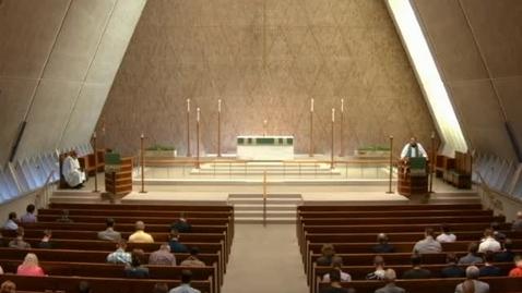 Thumbnail for entry Kramer Chapel Sermon - September 16, 2016