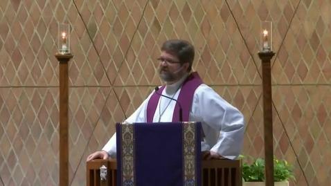 Thumbnail for entry Kramer Chapel Sermon - March 22, 2017