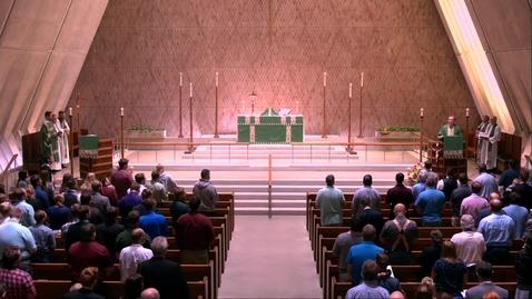 Thumbnail for entry Kramer Chapel Sermon - Wednesday, September 18, 2019