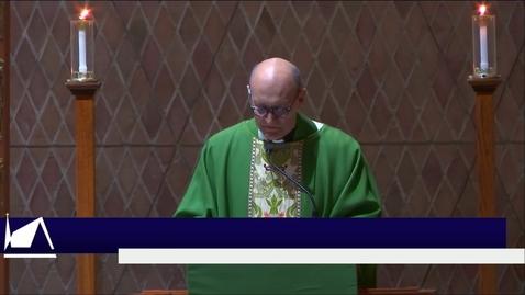 Thumbnail for entry Kramer Chapel Sermon - Wednesday, January 29, 2020
