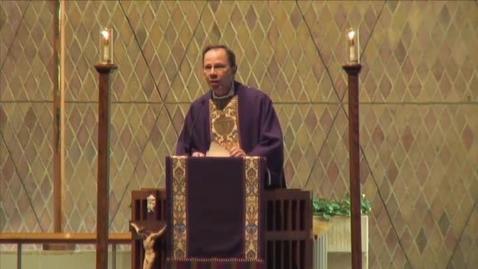 Thumbnail for entry Kramer Chapel Sermon - April 01, 2015