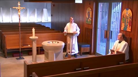 Thumbnail for entry Kramer Chapel Sermon - Monday, April 27, 2020