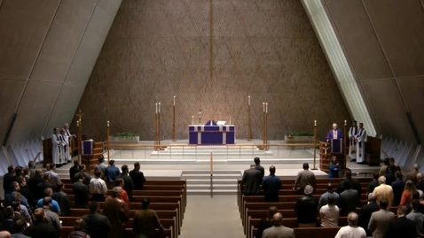 Thumbnail for entry Kramer Chapel Sermon - April 05, 2017