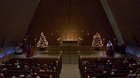 Thumbnail for entry Kramer Chapel Sermon - December 09, 2017