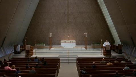 Thumbnail for entry Kramer Chapel Sermon - May 04, 2017