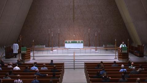 Thumbnail for entry Kramer Chapel Sermon - Monday, September 28, 2020