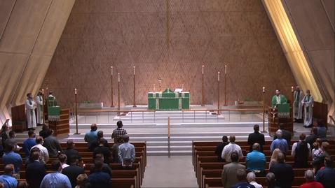 Thumbnail for entry Kramer Chapel Sermon - Wednesday, September 23, 2020