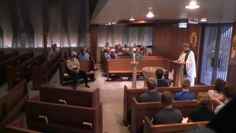 Thumbnail for entry Kramer Chapel Sermon - July 24, 2015