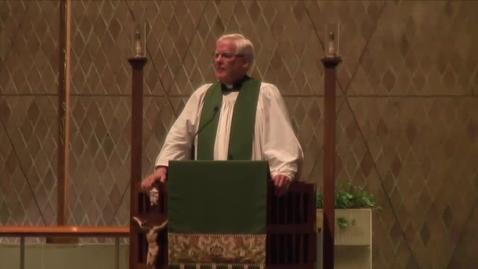Thumbnail for entry Kramer Chapel Sermon - September 15, 2015