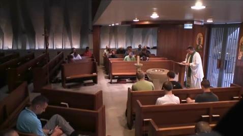 Thumbnail for entry Kramer Chapel Sermon - July 27, 2015