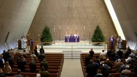 Thumbnail for entry Kramer Chapel Sermon - December 7, 2016