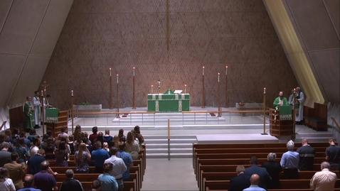 Thumbnail for entry Kramer Chapel Sermon - Wednesday, June 23, 2021