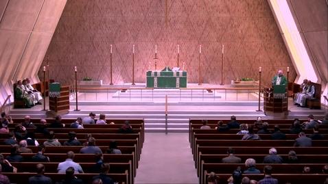 Thumbnail for entry Kramer Chapel Sermon - Wednesday, February 19, 2020