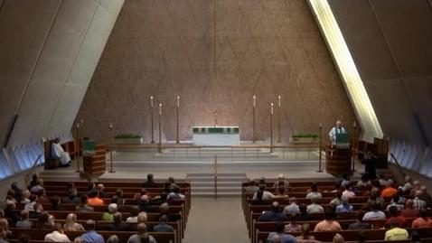 Thumbnail for entry Kramer Chapel Sermon - September 26, 2017