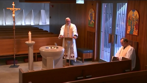 Thumbnail for entry Kramer Chapel Sermon - Friday, May 08, 2020