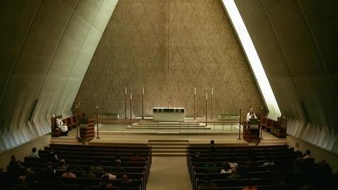 Thumbnail for entry Kramer Chapel Sermon - September 19, 2014