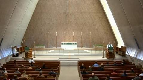 Thumbnail for entry Kramer Chapel Sermon - January 9, 2017