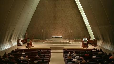 Thumbnail for entry Kramer Chapel Sermon - October 02, 2014