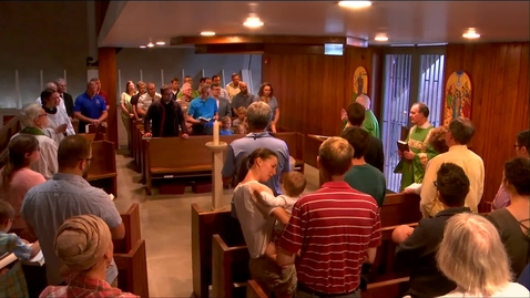 Thumbnail for entry Kramer Chapel Sermon - Wednesday, July 03, 2019