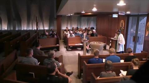 Thumbnail for entry Kramer Chapel Sermon - July 21, 2015