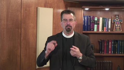 Thumbnail for entry Lectionary Podcast-Epiphany 2-Series B-Old Testament-with Dr. Jeffrey Pulse