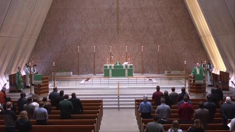 Thumbnail for entry Kramer Chapel Sermon - Wednesday, January 20, 2021