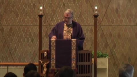 Thumbnail for entry Kramer Chapel Sermon - February 10, 2016