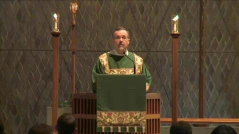 Thumbnail for entry Kramer Chapel Sermon - October 01, 2014