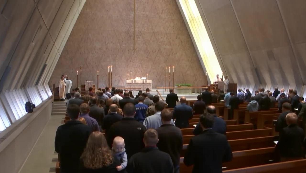 Kramer Chapel Sermon - April 11, 2018