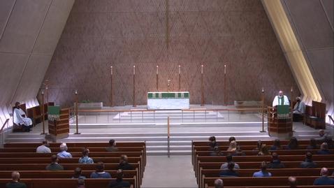 Thumbnail for entry Kramer Chapel Sermon - Thursday, February 4, 2021