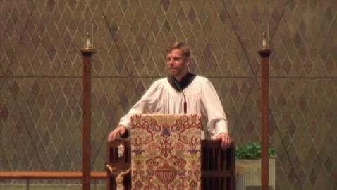 Thumbnail for entry Kramer Chapel Sermon - May 3, 2016