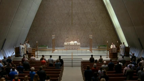 Thumbnail for entry Kramer Chapel Sermon - May 17, 2017