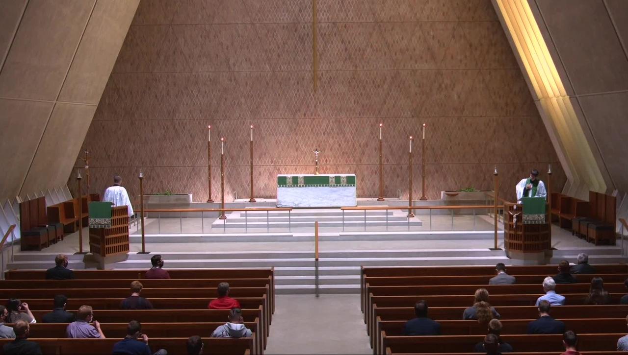 Daily Chapel - 10/08/2020