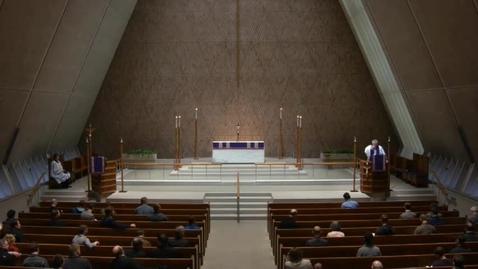 Thumbnail for entry Kramer Chapel Sermon - April 04, 2017
