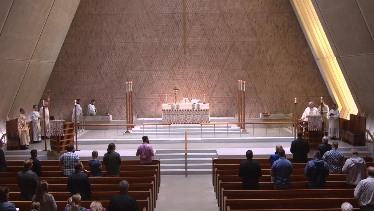 Kramer Chapel Sermon - Thursday, May 13, 2021