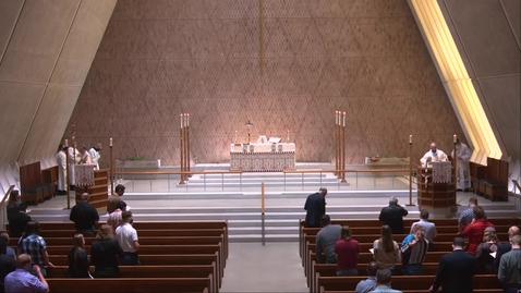 Thumbnail for entry Kramer Chapel Sermon - Wednesday, April 7, 2021