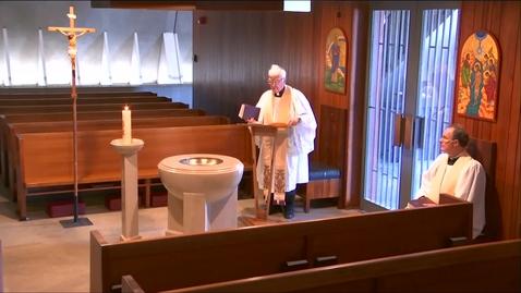 Thumbnail for entry Kramer Chapel Sermon - Tuesday, April 28, 2020