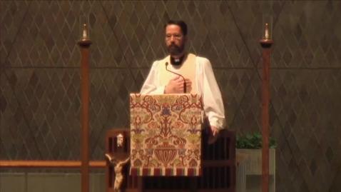 Thumbnail for entry Kramer Chapel Sermon - April 22, 2016
