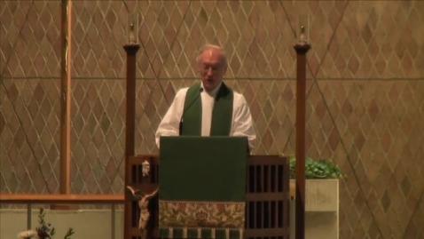 Thumbnail for entry Kramer Chapel Sermon - January 19, 2016