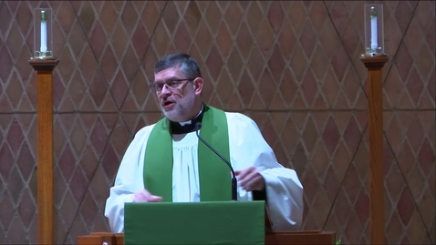 Thumbnail for entry Kramer Chapel Sermon - Monday, February 10, 2020