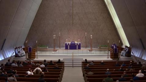 Thumbnail for entry Kramer Chapel Sermon - March 21, 2018