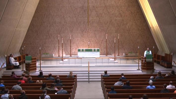 Kramer Chapel Sermon - Friday, October 16, 2020