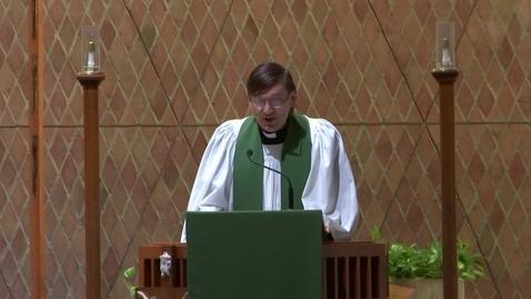 Thumbnail for entry Kramer Chapel Sermon - November 28, 2017