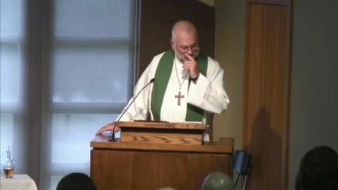 Thumbnail for entry Kramer Chapel Sermon - August 17, 2016