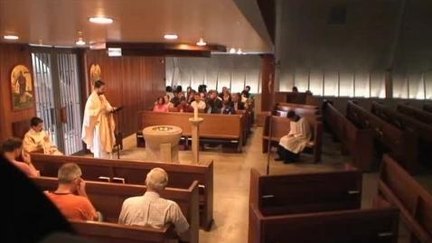 Thumbnail for entry Kramer Chapel Sermon - May 31, 2016