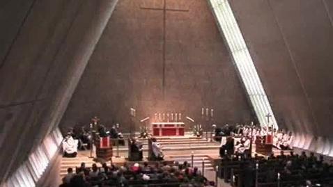 Thumbnail for entry Call Service 2010 - Sermon