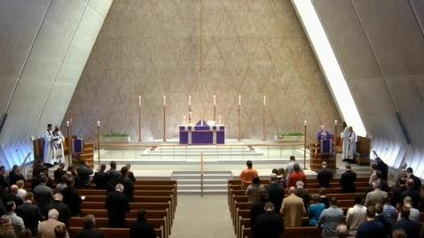 Thumbnail for entry Kramer Chapel Sermon - March 15, 2017