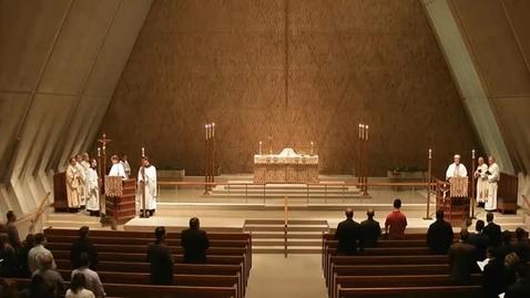 Thumbnail for entry Kramer Chapel Sermon - April 08, 2015