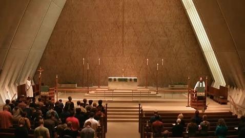 Thumbnail for entry Kramer Chapel Sermon - June 25, 2015