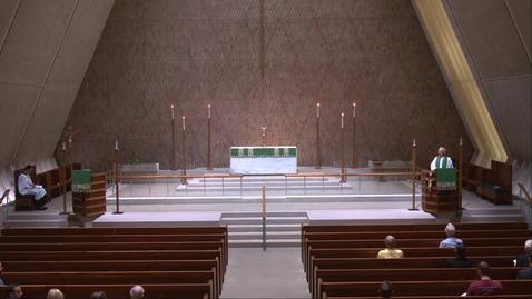 Thumbnail for entry Kramer Chapel Sermon - Friday, August 13, 2021